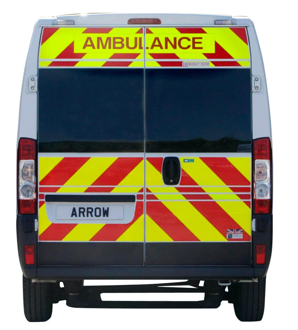 Cole Hire Self Drive Vans: Ambulance Passenger Transport Vehicle With Chairlift Hire